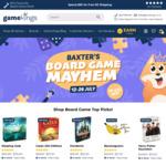 Free Shipping @ Game Kings