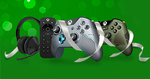 Xbox One 500GB + 4 Games $499, Xbox One Kinect 500GB + 4 Games $599 | 25% off Xbox Games, Accessories + More @ MS Store