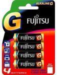 Fujitsu Alkaline Battery AA or AA 4pk - $0.68 @ PB Tech