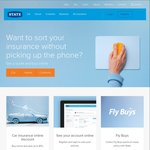 Join/Switch to State Insurance and get up to 1500 Bonus Fly Buys Points