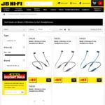 20% Beats X & Ur Beats Headphones @ JB Hi-Fi