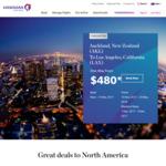 Auckland Return to Portland $885, Las Vegas, Phoenix, Seattle $900 via Hawaiian Airlines (Stopovers in Maui/Honolulu)