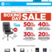Warehouse Stationery Boxing Day Sale -  $69 1TB WD Portable HDD + More