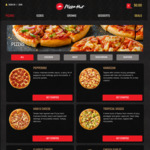 Free Pepperoni Pizza with $20 Order Online @ Pizza Hut