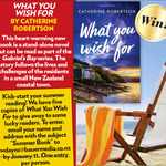 Win 1 of 5 copies of What You Wish For from Womans Day