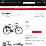 Saturn Aluminium E-Bike $1000 (Was $2,000) @ Torpedo7