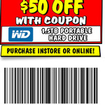 $50 off WD 1.5TB Portable Hard Drive for $69 @ JB Hi-Fi