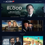 Free 30 Day Trial (Normally 7 Days) @ Acorn TV