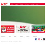 Free Regular Fries and Drink with Minimum $5 Purchase at KFC
