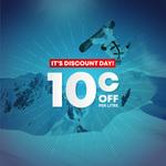 Gull Discount Day - 15c off Per Litre