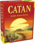 Catan: Trade, Build, Settle Game Board Game $59 at Kmart