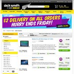 14% off Apple Mac & Free Delivery - Dick Smith Limited to First 200