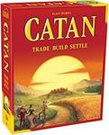 Settlers of Catan USD $48.68 (~NZD $71) @ Amazon
