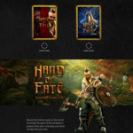 [Steam] 20% off Hands of Fate 2 $24 USD (~$36 NZD) @ Defiant Dev