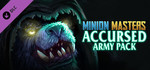 [PC, Steam] Free: Minion Masters Accursed Army Pack DLC (Was $18.49) @ Steam