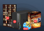 Win a Synology NAS ($299.99) & More Prizes (over $877 Valued) from Winxdvd