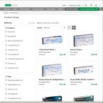 35% off Contact Lenses Plus Free Shipping at Specsavers NZ