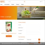 Free KNORR Garde D'or Hollandaise Sauce 1L Sample (Food Service/Hospitality Only) - Unilever