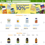 6% off Everything at iHerb for Orders over USD $60