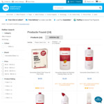 Buy 1 Get 1 Free - Necessities Brand Cleaning Products at Warehouse Stationary
