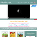 4 Free Kids eBooks by Lisette Starr @ Red Bettle Books