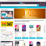10% off All Books @ Book Depository