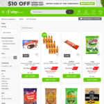 Confectionery from $0.49c Delivered @ 1day