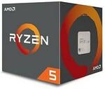 AMD Ryzen 5 1600AF 6 Core 12 Thread AM4 CPU 12nm 2nd Gen $283.99 @The Market