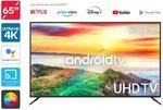 "Kogan 65"" 4K UHD HDR LED Smart TV Android TV $929 Shipped @ Dick Smith by Kogan"