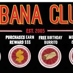 Free Taco for Joining Mexicali Fresh Cabana Club + Free Burrito on Your Birthday