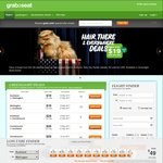 Grabaseat 'Hair, There & Everywhere' Sale: AKL - WLG, AKL - PMR $38 Return, AKL - CHC $58 Return + More