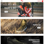 Additional 50% off Everything (Including Sale/Clearance) @ Puma NZ