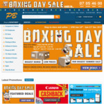 "PB Tech Boxing Day Sale: Crucial MX300 525GB SSD $199, AVIO 60"" 4K Ultra HD TV] $699, LG V30+ Dual SIM 128GB $1199 + More"