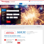 16% Off Selected Hotel Bookings (Max $150 Discount) for Travel up to Sep 30 2018 @ cheaptickets.com