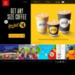 Small Cheeseburger Combo and Sundae $5 @ McDonald's