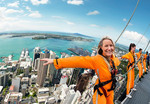 Skywalk Sky Tower Experience $70 @ Grabone