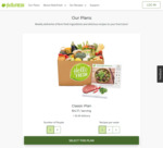 HelloFresh 30% off Your First Box (for New Customers Only)