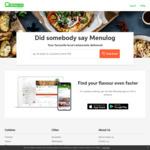 $7 Off Menulog Voucher (App Only)