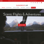 Milford Sound Flight with Glenorchy Air, $189 (Normally $399) (80 Min Flight) @ GlenorchyAir