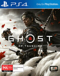 [PS4] Ghost of Tsushima A$73 (~NZ$78) + Shipping @ Mighty Ape Australia