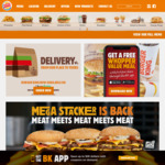 Cheeseburgers $1.95 (via App) @ Burger King