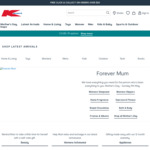 Free Shipping On Orders over $65 @ Kmart