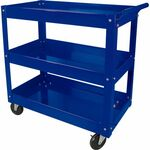 Mechpro Blue 3 Shelf Service Cart - MPBSC3 $99 (65% off save $193) at Repco