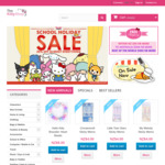 25% Off Everything - School Holiday Sale at Sanrio Kitty Shop
