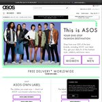 30% off Everything at ASOS