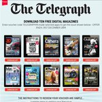 10 FREE Digital Magazines for iOS ($80 Value)