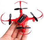 H101 6 Axis Gyro 2.4GHz RC Quadcopter Headless Mode 3D Stunt US $9.99 (~NZ $14.75) Delivered @ Everbuying