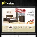 PK Furniture - Anzac Day Sale - Minimum of 20% off Everything in Store