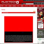 Playtech Boxing Day Sale. 15% off with Exclusions