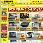 JB Hi-Fi Big Brand Sellout: Instax Mini 8 $85 + Bonus $45 Gift Pack, 25% off Logitech, Last Guardian PS4 $65 + More